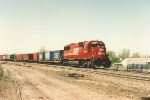 Eastbound intermodal eases past Mississippi