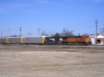 BNSF 4653 On NS 175 Eastbound