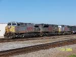 KCS 4620 leads KCS trio on NS train 339