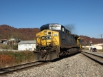CSX 202 heads to Liggett