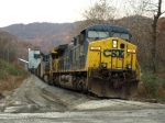 CSX 506 at Liggett Tipple