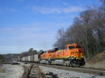 BNSF 5751 On NS 731 Southbound