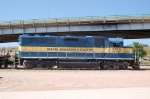 "Dakota, Minnesota & Eastern Railroad (DME) EMD GP38-3 No. 3835, ""City of Tyler"""
