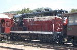 Black Hills Central Railroad (BHCR) EMD GP7 No. 63