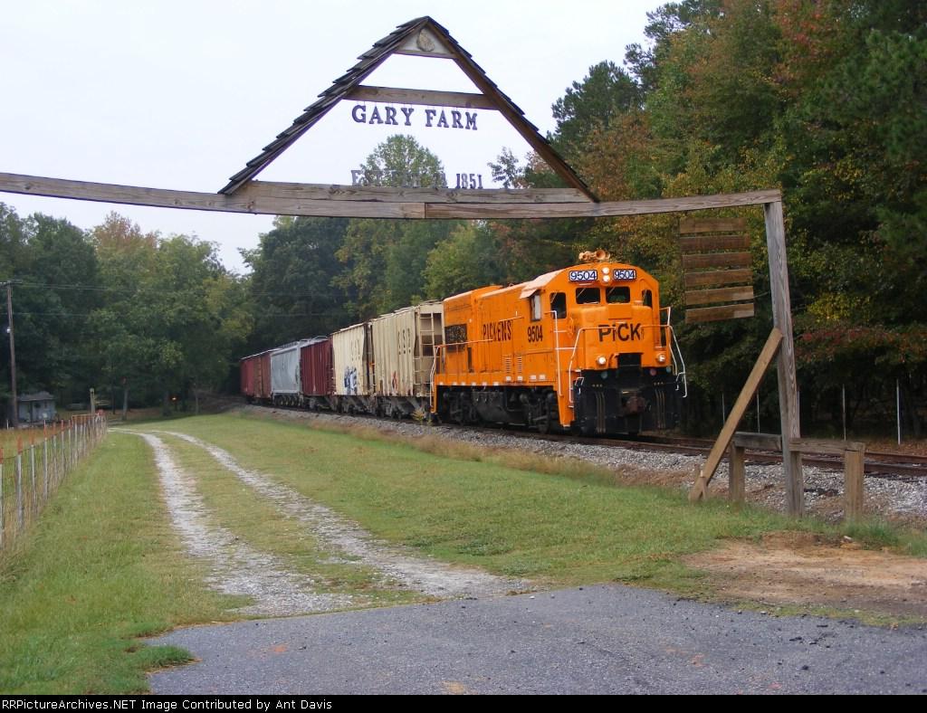 Passing Gary Farm