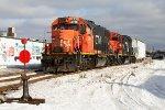 Truro Local, Train 515
