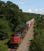 Intermodal Train 120