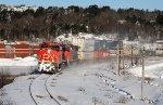 Cold Morning in Nova Scotia