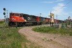 CN Train 407