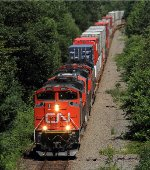 CN 120 in Bedford, NS