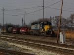 CSX 8239 with Yard Job