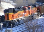 BNSF 9253 and BNSF 5786