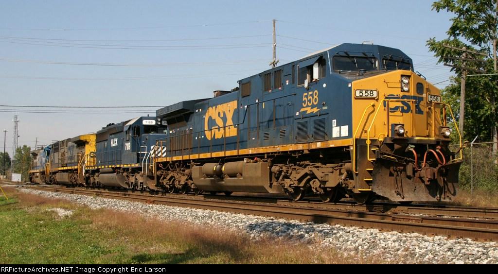 CSX 558