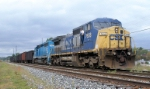 CSX 7658 - Well Hello!!