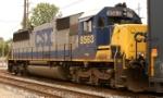 CSX 8563