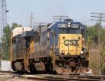 CSX 8609