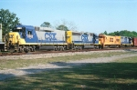 Local and MOW power DIT on NB freight
