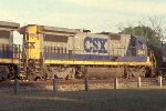 CSX 5945 not yet in local service