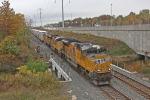 UP 8317 on CSX Q090-27