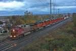 BNSF 697 on CSX Q381-27