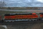 BNSF 7495 on CSX Q381-27