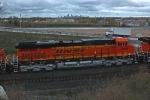 BNSF 7496 on CSX Q381-27