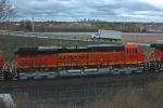 BNSF 6242 on CSX Q381-27