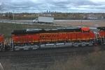 BNSF 7498 on CSX Q381-27