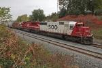 SOO 6033 on CSX G396-31