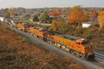 BNSF 5346 on CSX Q380-02