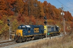 CSX 2623 on CSX Y122-04