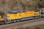 UP 9651 on CSX X378-04
