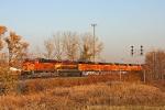 BNSF 7430 on CSX Q381-05