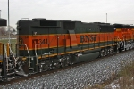 BNSF 341 on CSX Q381-18