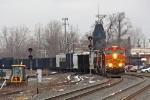 BNSF 7654 on CSX Q381-27