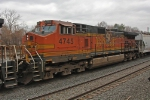 BNSF 4745 on CSX Q381-27