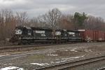 NS 3323 on NS 364