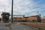 BNSF 951 on CSX Q380-28