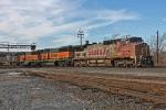 BNSF 951 on CSX Q380-28