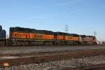 BNSF 340 on CSX Q380-28