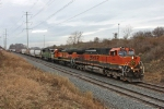 BNSF 998 on CSX Q380-29
