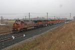 BNSF 951 on CSX Q381-30