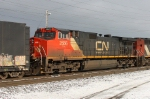 CN 2656 on CSX Q640-01