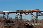 BNSF 947 on CSX Q380-28