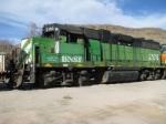 BNSF 2166