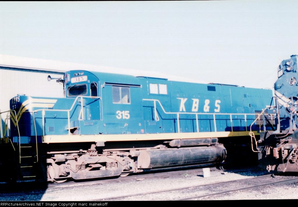 KBSR 315