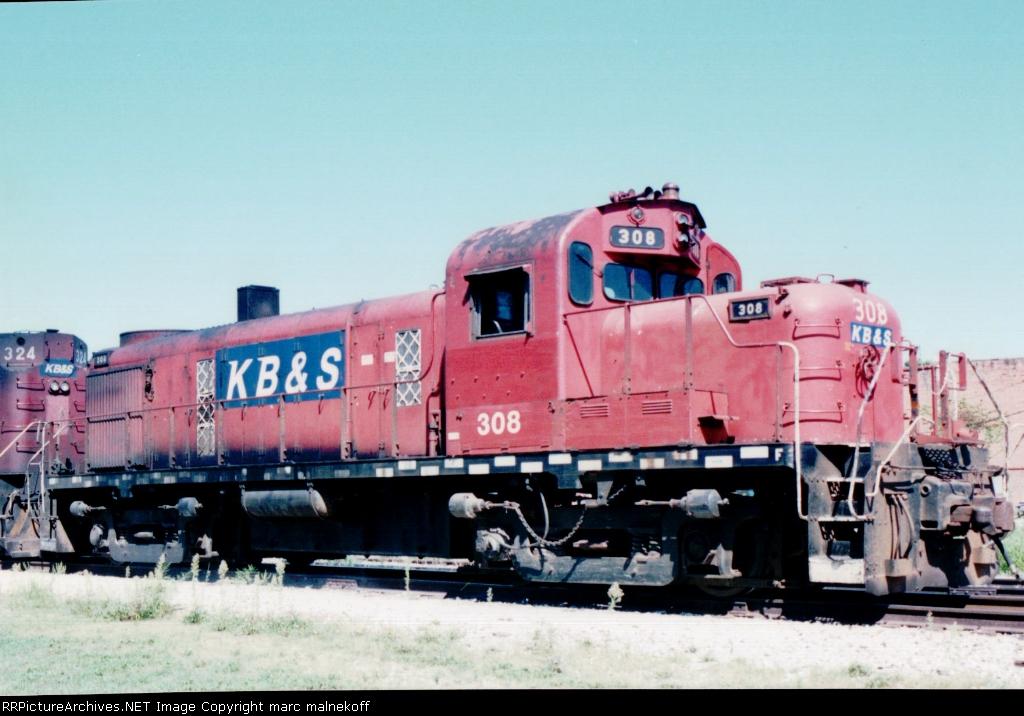 KBSR 308