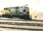This ex SBD GP 16 is another of Canton's engines  used for switching in the harbor terminal