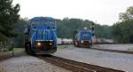 Conrail Power in Alabama