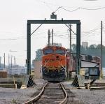 East Thomas Yard turntable